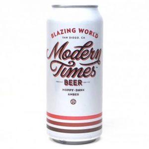 MODERN TIMES BLAZING WORD